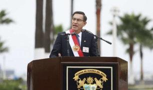 Vizcarra anunció que puerto del Callao será un 'hub' de la costa