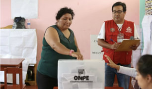 Elecciones 2020: partidos políticos que no participen perderán su inscripción