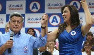 """Marisol Espinoza tras expulsión de APP: """"Usan a una mujer para ganar votos"""""""