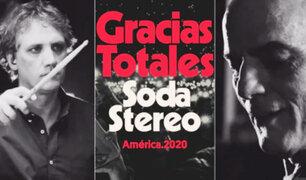 Soda Stereo: ¿Cómo será el homenaje a Cerati en la gira por América Latina?