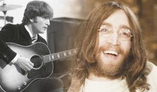 """John Lennon: se cumplen 79 años del nacimiento del mítico """"Beatle"""""""