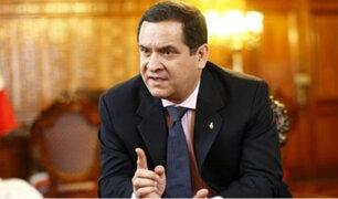 César Acuña aceptó dimisión de Luis Iberico al cargo de secretario general de APP