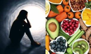 ¿Una dieta saludable puede aliviar los síntomas de la depresión?