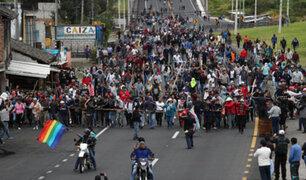 Ecuador: cinco muertos dejan protestas contra ajustes económicos