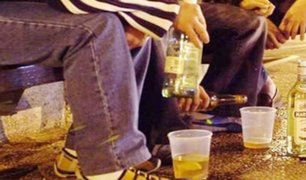 Surquillo: vehículo municipal lanzará agua a personas que beban alcohol en la vía pública