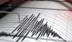 Arequipa: sismo de magnitud 3.2 se registró esta mañana