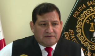 Inspectoría de la Policía investiga denuncia de extorsión a censadora