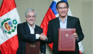 Perú y Chile establecieron acuerdo para luchar contra criminalidad transnacional