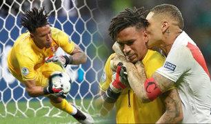 Pedro Gallese llegará a 60 partidos con la Selección Peruana en encuentro ante Uruguay