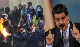 Parlamento venezolano investiga si Maduro podría estar financiando protestas en Ecuador