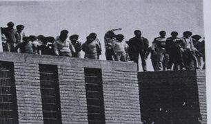 Se vio por Panamericana: el día que decenas presos fallecieron en motín organizado por SL en 1985