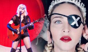 """Madonna anuncia la cancelación de conciertos de su gira """"Madame X"""""""