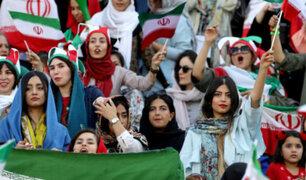 Irán: sepa por qué las mujeres no pueden asistir a los partidos de fútbol