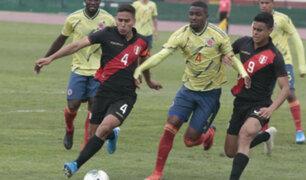 ¡No se pudo! Perú cayó 3-0 ante Colombia por amistoso internacional Sub 23
