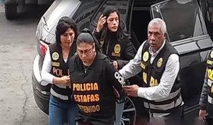 SMP: detienen a mujer que estafaba vendiendo celulares de alta gama