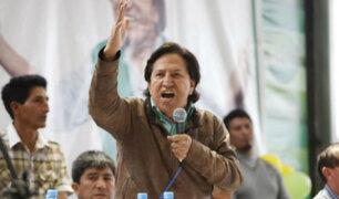 Caso Odebrecht: amplían investigación por delito de colusión a Alejandro Toledo