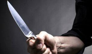 Chiclayo: dictan prisión preventiva contra hombre que intentó matar a su hermana por herencia