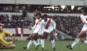 Se Vio Por Panamericana: un gol a color por primera vez y fue en el mundial del 78