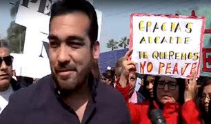 La Molina: Juez inspecciona peaje de avenida Separadora Industrial