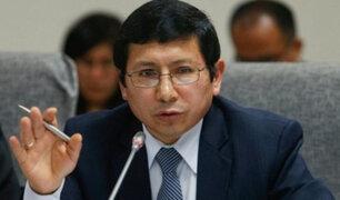 MTC anulará 250 mil brevetes 'express', anunció ministro Trujillo