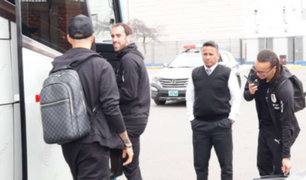 Perú vs. Uruguay: 'charrúas' arriban a Lima para segundo amistoso internacional