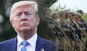 Donald Trump ordena la retirada de sus tropas en el norte de Siria