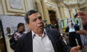 Congresistas disueltos del Frente Amplio no postularán el 2020, dice Cevallos
