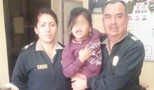 Niña de 6 años reportada como desaparecida fue encontrada en Ate