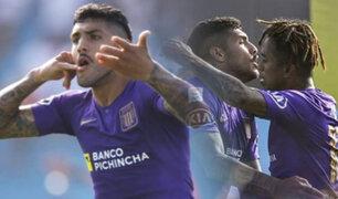 Alianza Lima derrota 3-2 a San Martín en el Gallardo