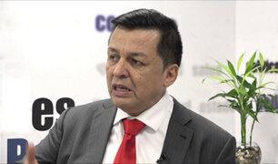 Juan Sotomayor: Vamos Perú participará en elecciones parlamentarias