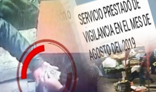 """""""Los Vílchez"""" otra mafia de extorsión en La Victoria"""