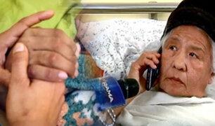 Los pacientes perpetuos: esperan que algún día un familiar los recoja