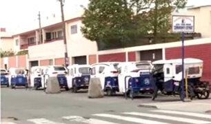 Mototaxistas de Barranco y Chorrillos enfrentados por disputa de paradero