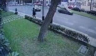 """SAMU sobre accidente en Javier Prado: """"Al minuto del impacto, se empezaron las atenciones"""""""
