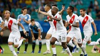Gareca preparó este once para enfrentar hoy a Uruguay