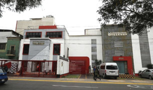Fiscalía allana oficinas de universidad Telesup en San Isidro
