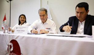 Firman convenido para restaurar Centro Cultural San Miguel de Piura