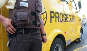 Ordenan 3 meses de prisión preventiva contra implicado en robo millonario a Prosegur