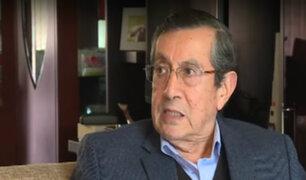 Cubas: Junta de Fiscales Supremos no tiene atribuciones para separar a Pablo Sánchez