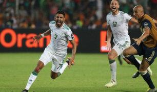 Argelia goleo 3-0 a Colombia en amistoso internacional