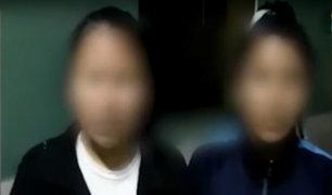 El Agustino: capturan a sujetos que intentaron secuestrar a dos escolares