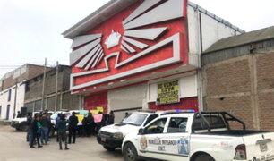 VMT: municipio clausura definitivamente prostíbulo 'La Nené 2'