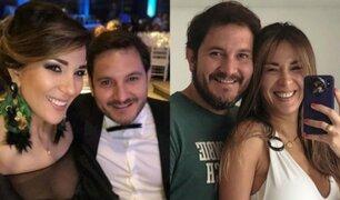 Silvia Cornejo: padre de su hijo es captado nuevamente con su expareja