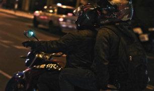 Arequipa: efectivos de la Policía detienen a tres presuntos 'marcas'