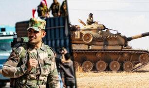 Turquía continúa bombardeos en Siria pese al rechazo internacional