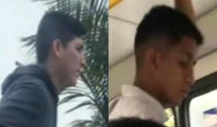 Surco: denuncian a sujetos que asaltan a pasajeros con cuchillos
