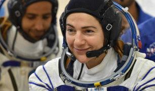 NASA adelanta caminata espacial solo con mujeres