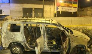 San Luis: denuncian falta de señalización en zanja que provocó caída de vehículo