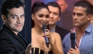Christian Domínguez se pronuncia sobre 'ampay' con bailarina de ''Alma Bella''