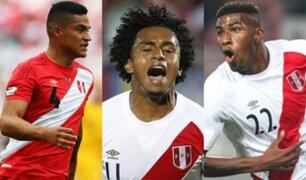 Jugadores de la Selección Peruana fueron captados en local nocturno tras partido Perú vs. Uruguay